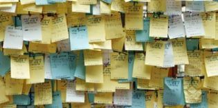 Why You Shouldn't Rely on Sticky Notes to Sell Cars or Improve Processes