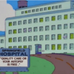 Key Tweets from @MarkGraban Week of Feb 20: Simpsons Hospital, Gas Caps, Dongles